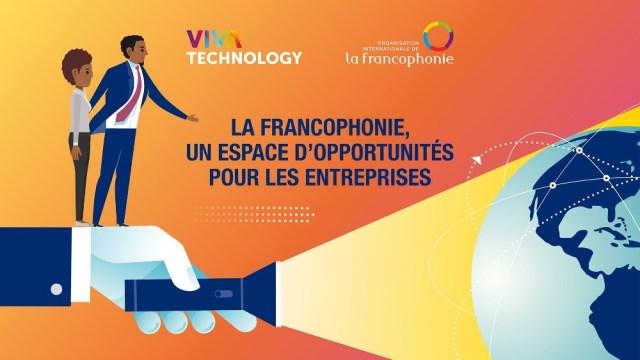La Francophonie au salon VivaTech Image 1