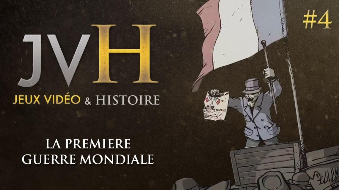 JVH #4 – La première guerre mondiale dans les jeux vidéo