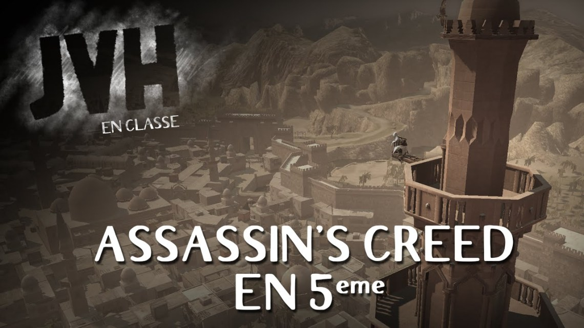 Assassin's Creed en classe de 5e