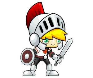 chasse au trésor chevalier à télécharger