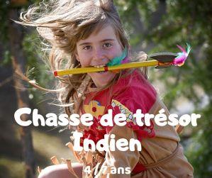 chasse au trésor indien à télécharger