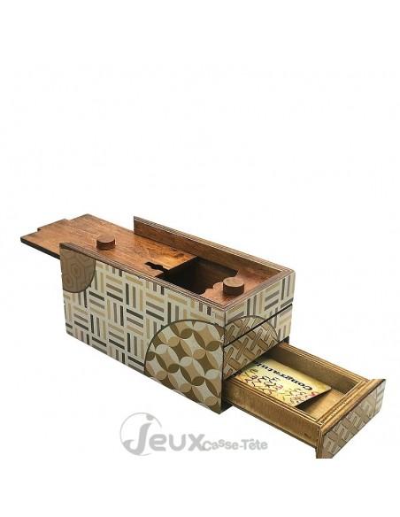 boite a secret japonaise secret box casse tete en bois