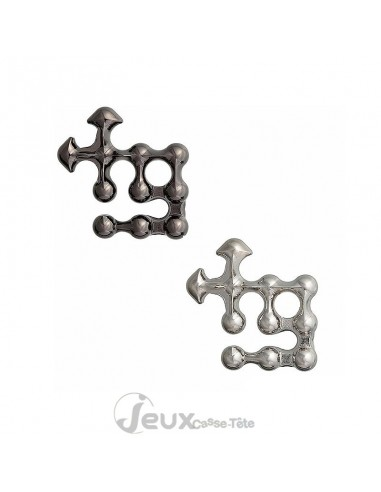 cast dot casse tete en metal collection hanayama huzzle niveau 2