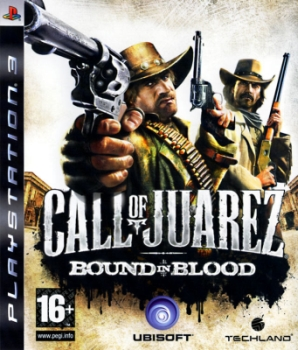 call of juarez bound in blood cover