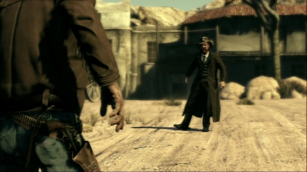 call of juarez bound in blood PS3 02