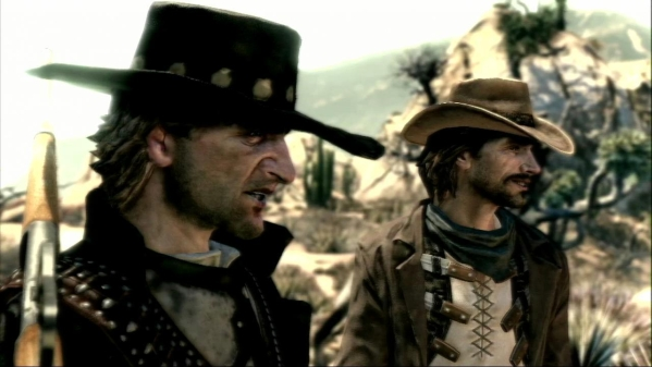 call of juarez bound in blood PS3 03