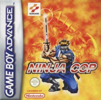 ninja cop gba_front