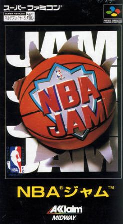 NBA JAM SUPER FAMICOM