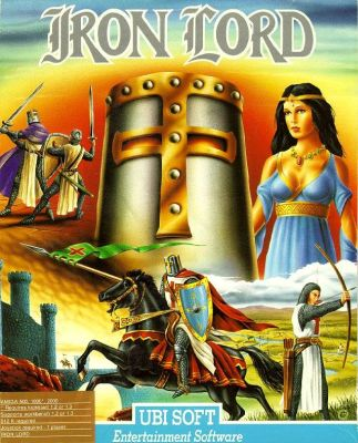iron lord amiga_front