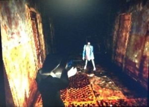 silent hill PS1 12