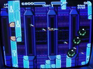 aero blasters megadrive 15