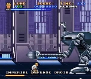 super star wars snes 16