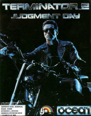 Terminator 2 judgment day Amiga