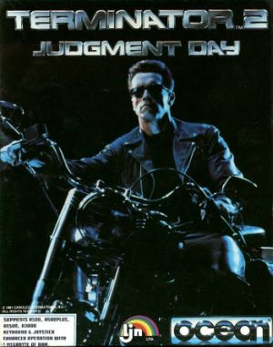 Terminator 2 judgment day Amiga