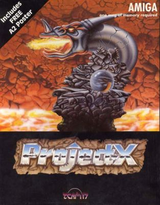 project x amiga box
