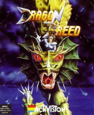 dragon breed amiga_front