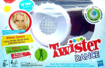 Le Jeu Twister Dance Non Mentionn Hasbro 2012 Est