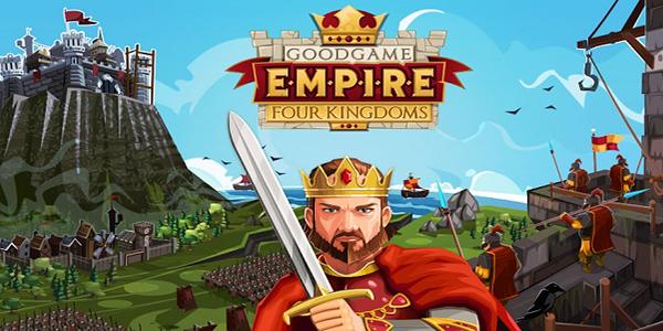 Empire Four Kingdoms Triche Astuce Or,Rubis
