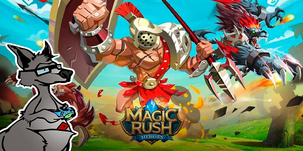 Magic Rush Heroes Triche Astuce Or,Diamants