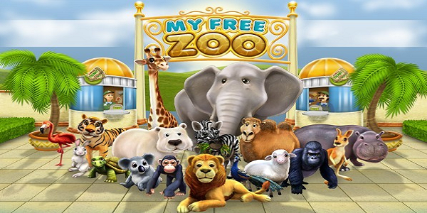 My Free Zoo Mobile Triche Astuce Diamants,Zoo-Dollars