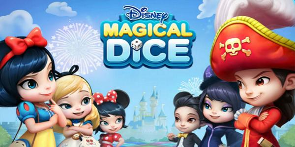 Disney Magical Dice Triche Astuce Diamants,Pièces d'Or