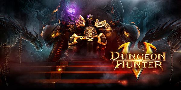 Dungeon Hunter 5 Astuce Triche Or Gemmes et Quartz