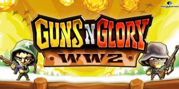 Guns N Gloire WW2 Triche Astuce Gloire Pièces
