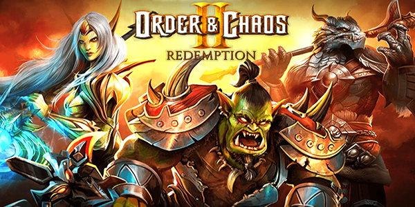 Order and Chaos 2 Redemption Triche Astuce Or,Runes