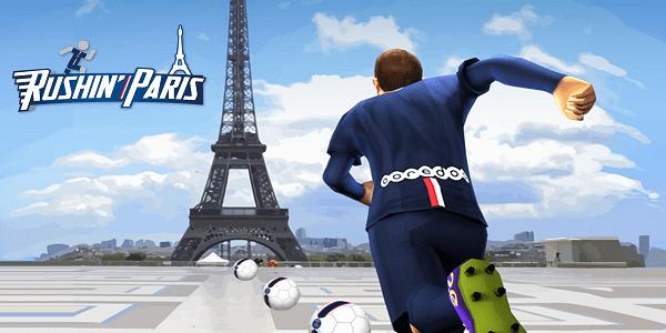 Rushin' Paris 15/16 Triche Astuce Billes d'or illimite