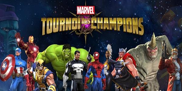 Marvel Tournoi des Champions Triche Astuce Or,Units
