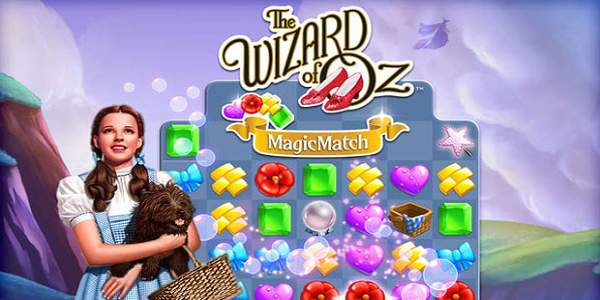 The Wizard of Oz Magic Match Triche Astuce Or,Vies