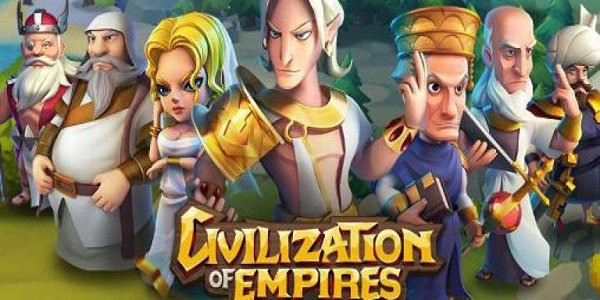 Civilization of Empires Triche Astuce Or,Gemmes,Diamants