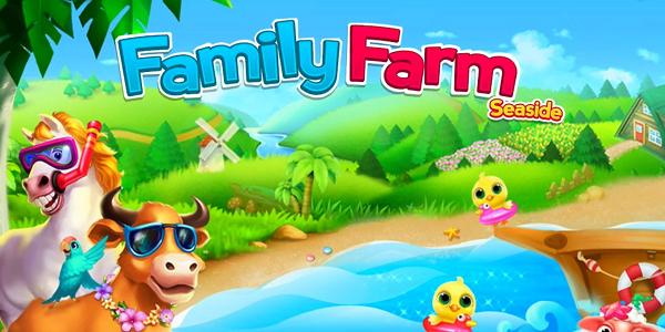 Family Farm Seaside Triche Astuce Pièces,RC,OP