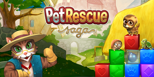 Pet Rescue Saga Triche Astuce Barres d'or,Pièces,Vies