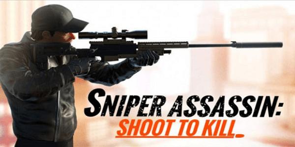 Sniper 3D Assassin Triche Astuce Diamants,Pièces Illimite