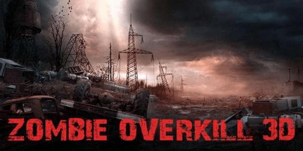 Zombie Overkill 3D Triche Astuce Argent,Or,EXP Illimite