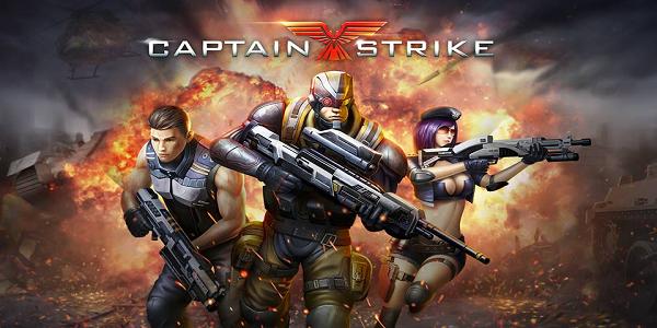 Captain Strike Reloaded Triche Astuce Or,Argent Illimite