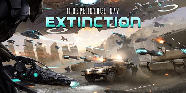 Independence Day Extinction Triche Astuce Titanium, Plasma