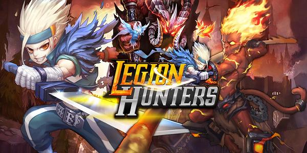 Legion Hunters Triche Astuce Diamants, Or, Énergie