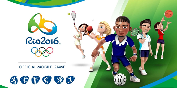 Rio 2016 Olympic Games Triche Astuce Pebble,Stamina