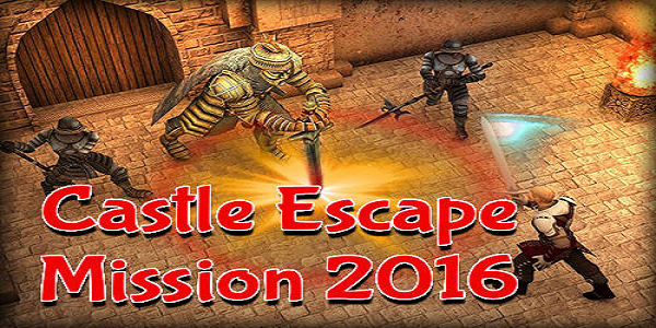 Castle Escape Mission 2016 Triche Astuce Argent,Or
