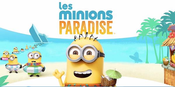 Les Minions Paradise Triche Astuce Doubloons,Sand Dollars