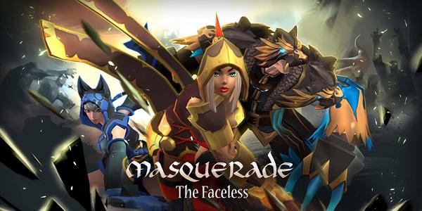 Masquerade The Faceless Triche Astuce Rubis,Or Illimite
