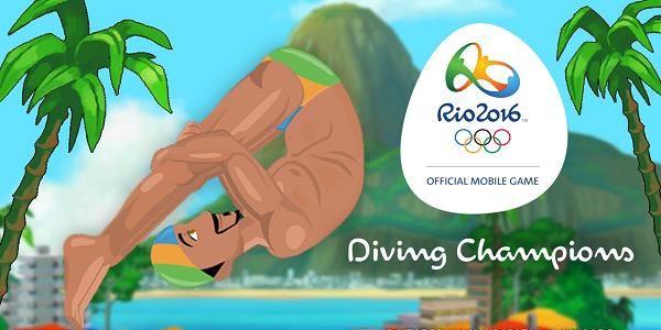 Rio 2016 Diving Champions Triche Astuce Canards,Pièces