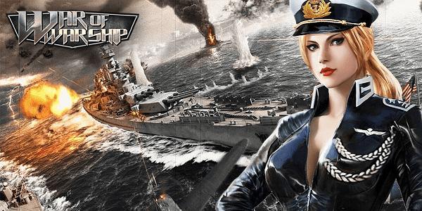 War of Warship Triche Astuce Gemmes,Or Illimite