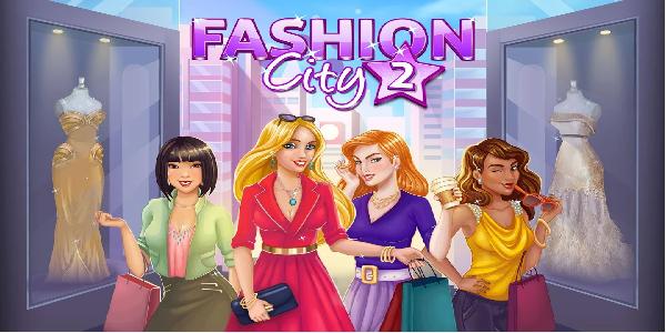 Fashion City 2 Triche Astuce Gemmes et Pièces Illimite