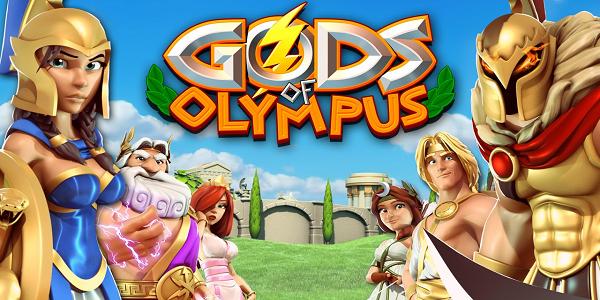 Gods of Olympus Triche Astuce Gemmes et Pièces Illimite