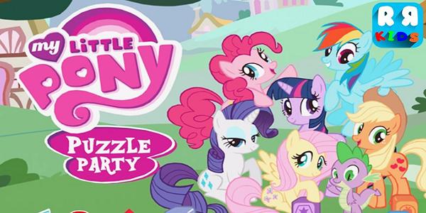 My Little Pony Puzzle Party Triche Astuce Bits, Vies Illimite