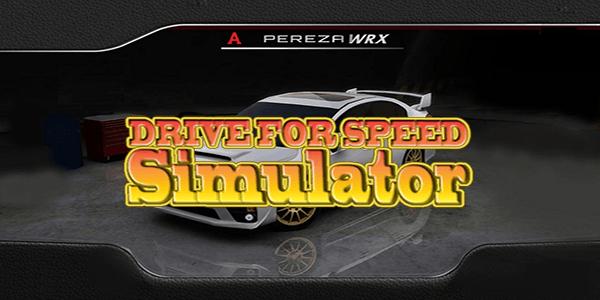 Drive for Speed Simulator Triche Astuce Pièces et Or Illimite