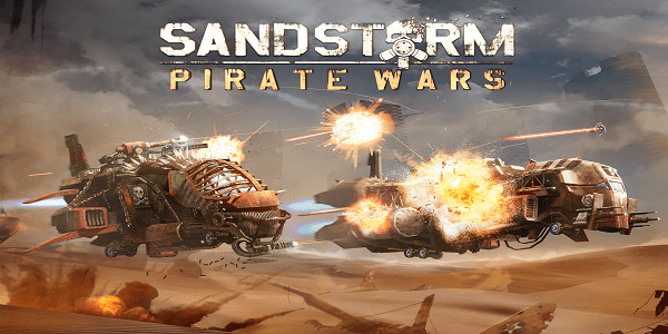Sandstorm Pirate Wars Astuce Triche Power Cell et Bolt